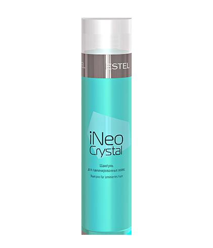 Шампунь для ламинированных волос iNEO-CRYSTAL 250 мл.