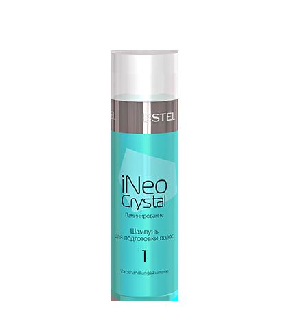 Шампунь для подготовки волос к ламинированию iNEO-CRYSTAL 200 мл.