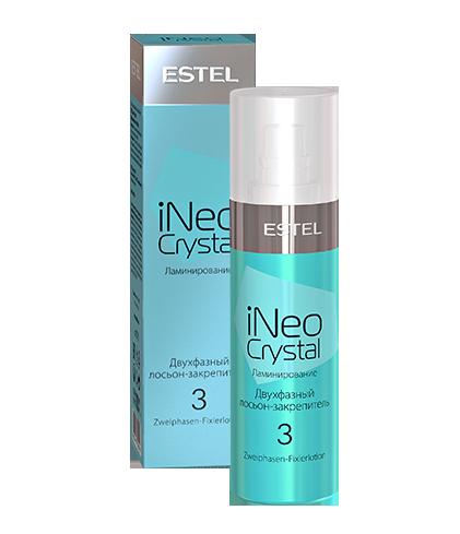 Двухфазный лосьон-закрепитель для волос iNEO-CRYSTAL 100 мл.