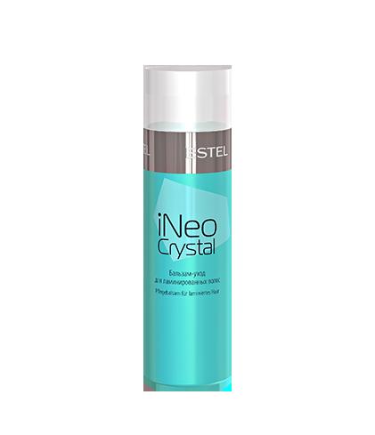 Бальзам-уход для ламинированных волос iNEO-CRYSTAL 200 мл.