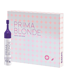 PRIMA BLONDE Haarfarbe