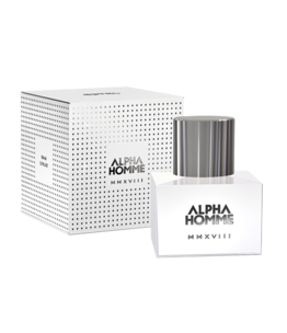 Парфумерна вода ALPHA HOMME MMXVIII pour homme