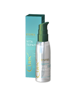 Hair Serum for Split Ends for All Hair Types CUREX THERAPY