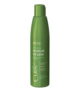 Balsam for Dry Hair CUREX VOLUME