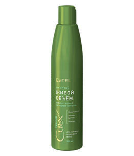 Volume Shampoo for Oily Hair CUREX VOLUME