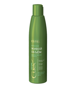 Volume Balsam for Oily Hair CUREX VOLUME