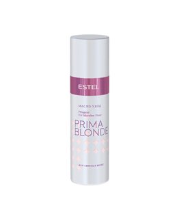 Care Oil for Light Hair PRIMA BLONDE