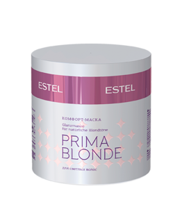 Comforting Mask for Light Hair PRIMA BLONDE