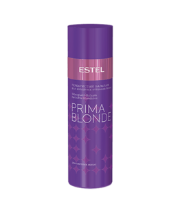 Silvery Balm for Cold Blond Shades PRIMA BLONDE