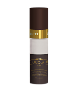 """Chocolate Glazing"" hair spray CHOCOLATIER"
