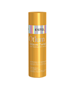 Conditioning Balm for Curly Hair OTIUM WAVE TWIST