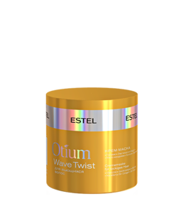 Cream Mask for Curly Hair OTIUM WAVE TWIST