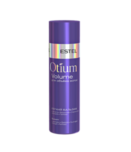 Gentle Hair Volumizing Balm OTIUM VOLUME