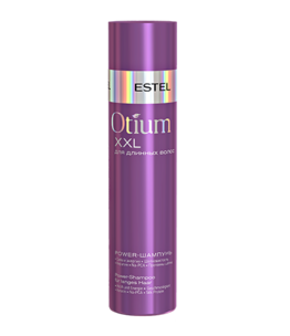 Power Shampoo for Long Hair OTIUM XXL