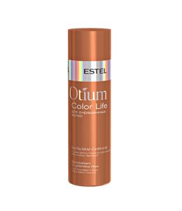 Shine Balm for Colored Hair OTIUM COLOR LIFE