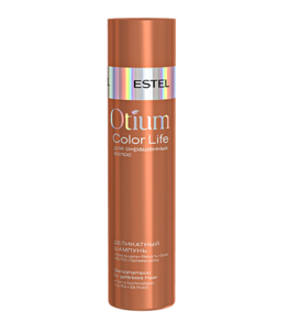 Gentle Shampoo for Colored Hair OTIUM COLOR LIFE