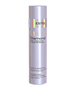 Gloss Shampoo for Smooth and Shiny Hair OTIUM DIAMOND