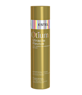 Care Shampoo for Hair Repair OTIUM MIRACLE REVIVE