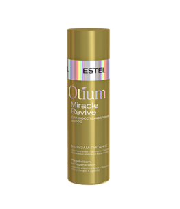 Hair Repair Nourishing Balm OTIUM MIRACLE REVIVE