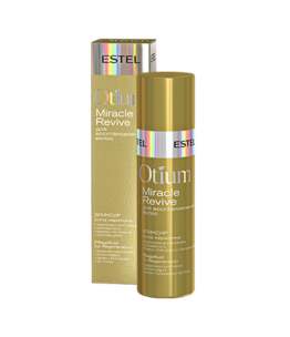 Hair Elixir with Powerful Keratin Complex OTIUM MIRACLE REVIVE