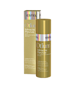 Control Serum for Hair Split Ends OTIUM MIRACLE REVIVE