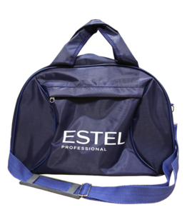 ESTEL blue hairdresser's traveling bag