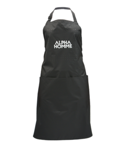 ALPHA HOMME hairdressing apron