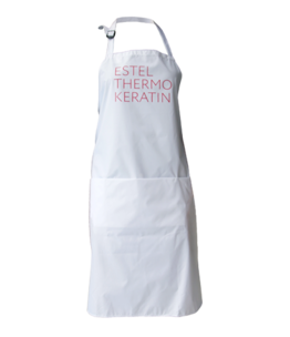ESTEL THERMOKERATIN hairdressing apron
