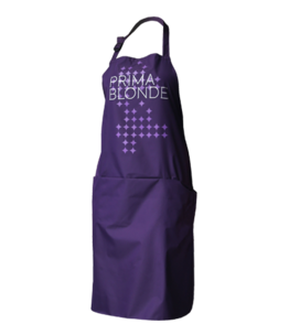 PRIMA BLONDE Hairdressing Apron