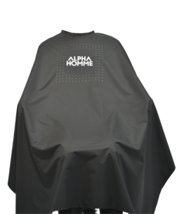 ALPHA HOMME hairdressing gown