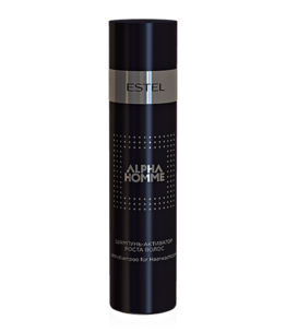 Activator Shampoo for Hair Growth ALPHA HOMME