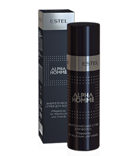 Energizing Spray ALPHA HOMME