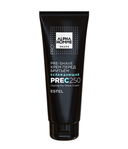 PRE-SHAVE Cooling Pre-Shave Cream ALPHA HOMME