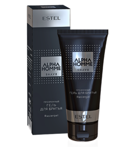 Shaving Gel ALPHA HOMME