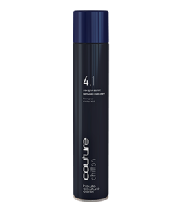 CHIFFON Hair Spray Strong Hold ESTEL HAUTE COUTURE