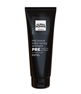 PRE-SHAVE Pre-Shave Cream ALPHA HOMME