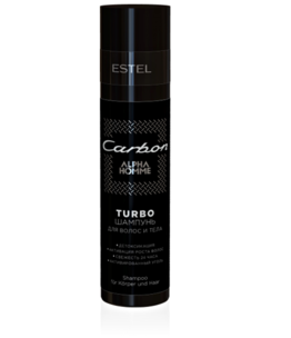 ALPHA HOMME CARBON TURBO-Shampoo