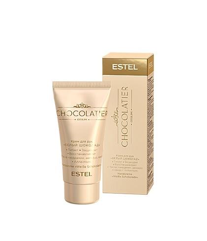 Крем для рук «Белый шоколад» ESTEL CHOCOLATIER 50 мл