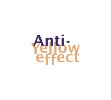 ANTI-YELLOW EFFECT