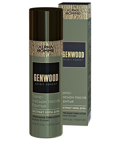 Tonic-лосьон после бритья Genwood (100 мл)