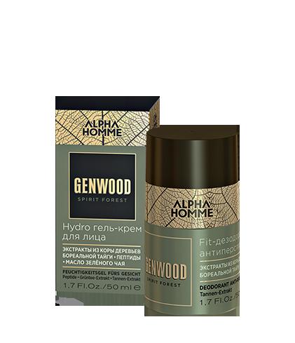 Hydro Гель-крем для лица Genwood (50 мл)