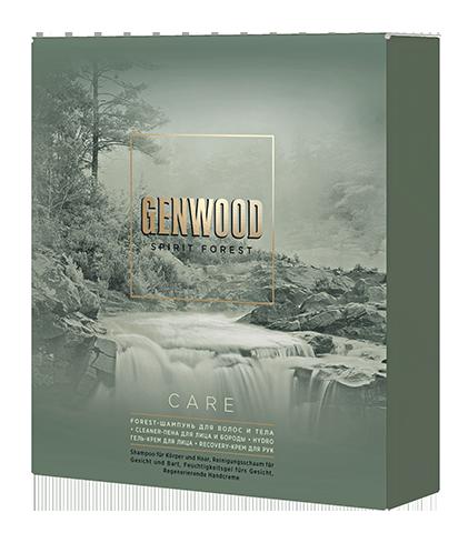 Набор GENWOOD CARE