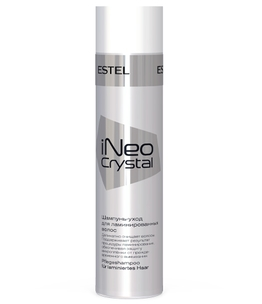 ESTEL iNeo-Crystal Care Shampoo for Laminated Hair