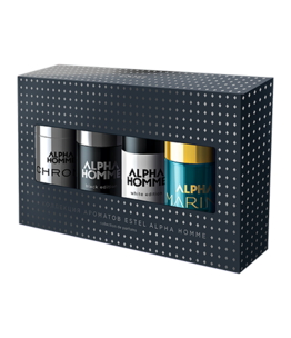ESTEL ALPHA HOMME Fragrance Collection