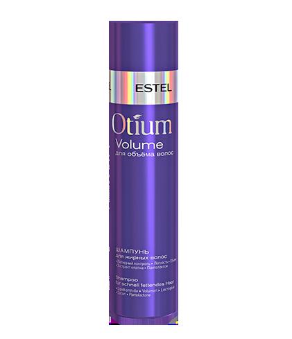 Otium Volume Shampoo Für Schnell Fettendes Haar Estel Professional